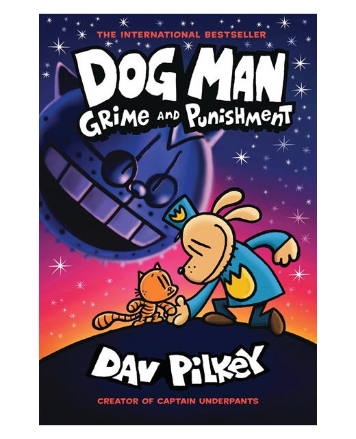 DOG MAN - GRIME AND PUNISHMENT Bk9