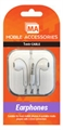 Earphones MA 1 meter with Headphone Jack